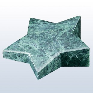 Marble Star Paperweight