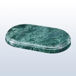 Green Oblong Base