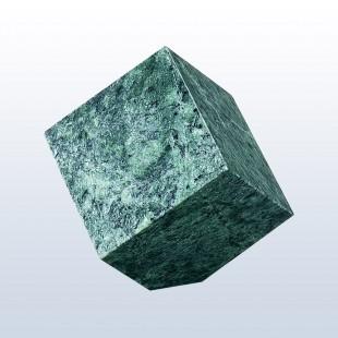Marble Diamond Cube