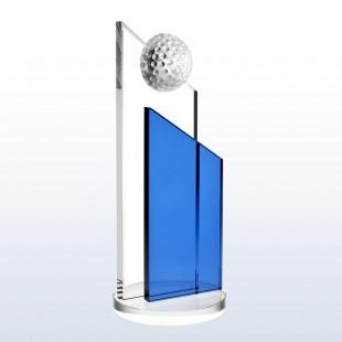 Blue Success Golf