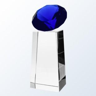 Blue Diamond Slant