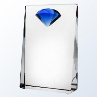 Blue Diamond Wedge