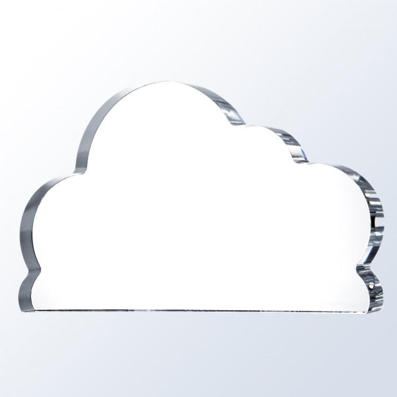 Acrylic Cloud