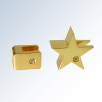 Achievement Award W/ Brass Rectangle Holder