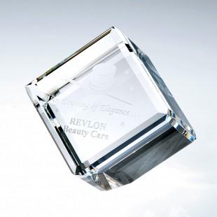 Beveled Diamond Cube