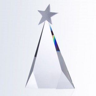 Metal Star Tri-Triangle