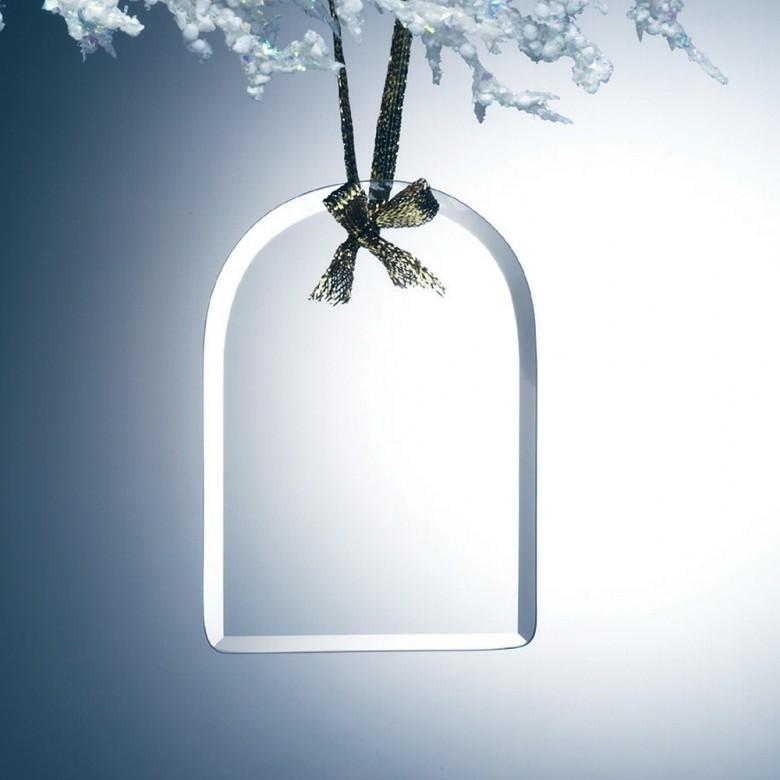 Glass Arch Ornament