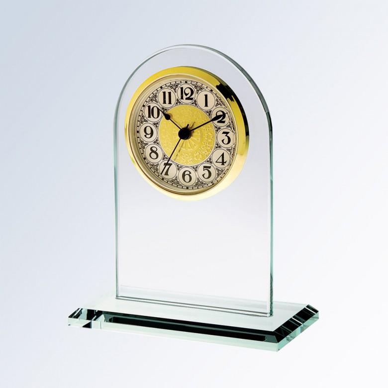 Arch Clock-Fancy Arabic