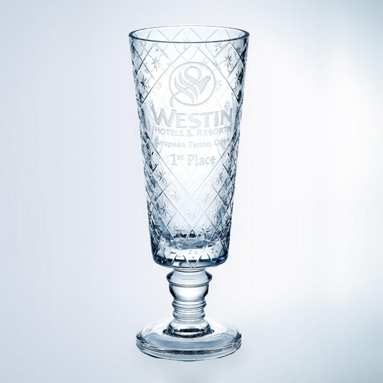 Diamond Net Vase