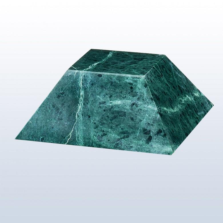 Marble Pyramid Base