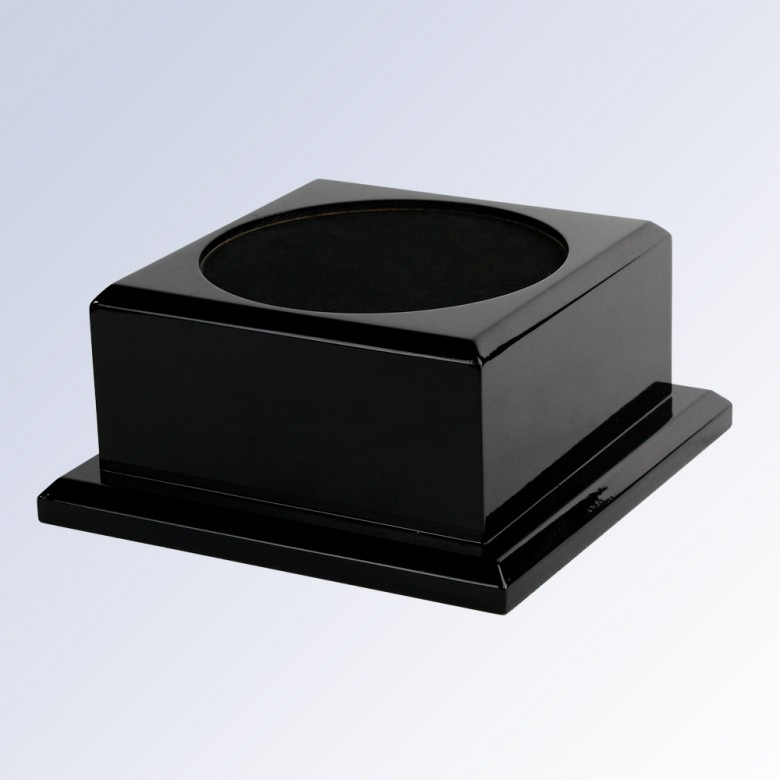 Tip-Top Piano Finish Base-Black