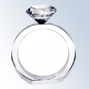 Diamond Ring Plaque