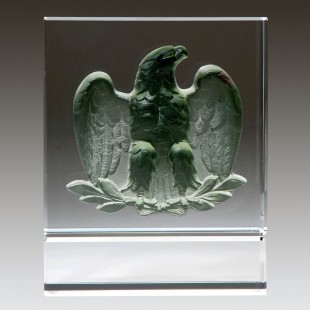Majestic Eagle Pewter