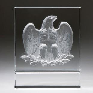 Majestic Eagle White
