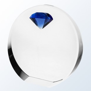 Blue Diamond Circle