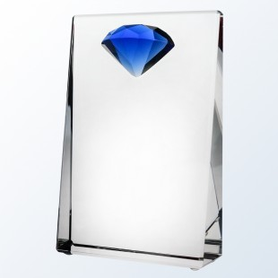 Blue Diamond Wedge